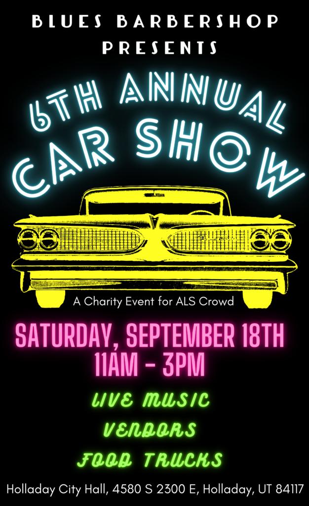 2021 Blues Barbershop Car Show